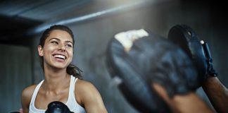 fitnes i samoodbrana