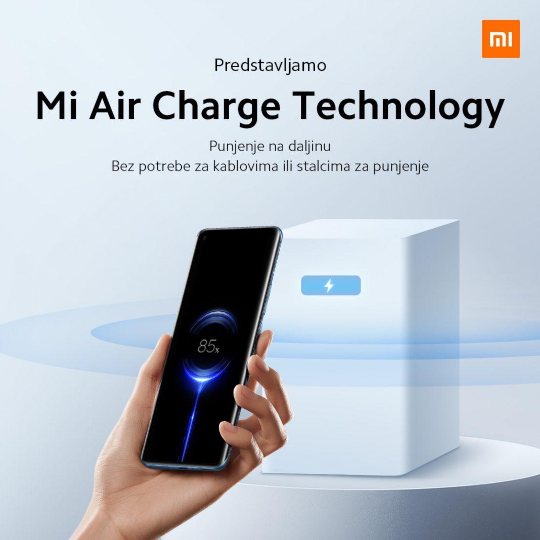 Mi Air Charging