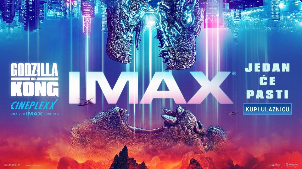 Godzila protiv Konga_IMAX 3D