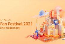 Xiaomi Slavi Mi Fan Festival 2021