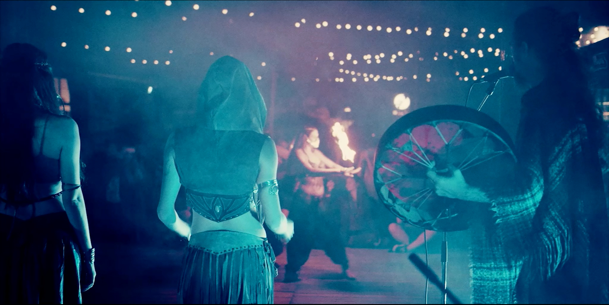 "Plesnu predstava ""Dubočke kraljice"""